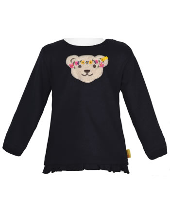 Steiff Sweatshirt PONYFUL Baby Girls steiff navy 2022415-3032
