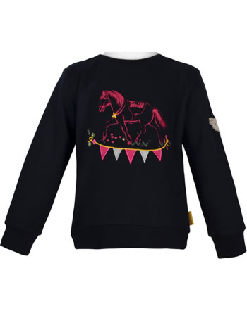 Steiff Sweatshirt PONYFUL Mini Girls steiff navy 2022216-3032