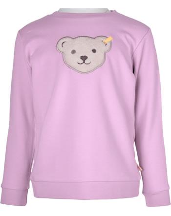 Steiff Sweatshirt Quietsche BEST FRIENDS Mini Girls peony 2123205-3040