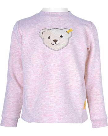 Steiff Sweatshirt Quietsche BEST FRIENDS Mini Girls rosewater 2123204-3060
