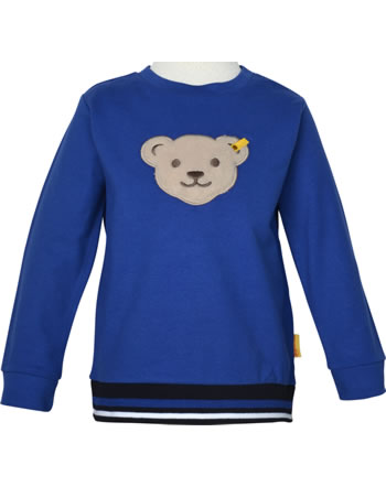Steiff Sweatshirt Quietsche FISH AND SHIP Boys deep ultramarine 2112125-6063