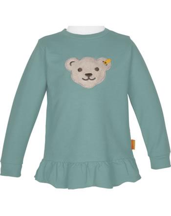 Steiff Sweatshirt Quietsche SWEET HEART Mini Girls adriatic blue 2121206-6045
