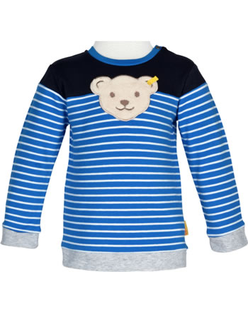 Steiff Sweatshirt SAFARI BEAR steiff navy 2013133-3032