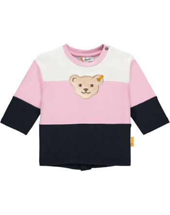 Steiff Sweatshirt SWEET HEART Baby Girls steiff navy 2121415-3032