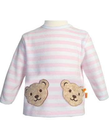 Steiff Sweatshirt velour BASIC ballerina 0021218-3005