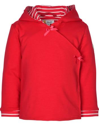 Steiff Sweatshirtjacke FLYING AWAY Baby Girls tango red 2122428-4008