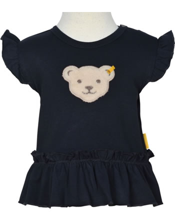Steiff T-Shirt ärmellos MARINE AIR Baby Girls steiff navy 2112439-3032