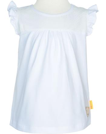 Steiff T-Shirt ärmellos SPECIAL DAY bright white 2014418-1000
