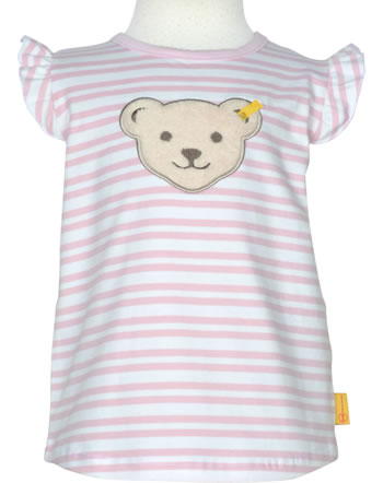 Steiff T-Shirt Flügelarm HELLO SUMMER Mini Girls pink lady 2113226-3033