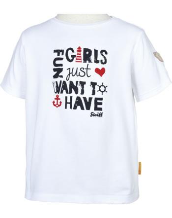 Steiff T-Shirt Kurzarm AHOI MINI! bright white 2012535-1000