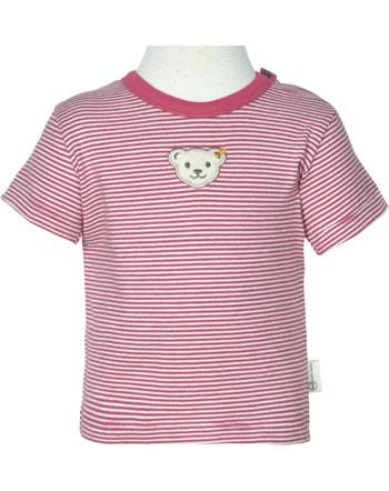 Steiff T-Shirt Kurzarm BABY GOTS UNISEX holly berry 2112524-4016