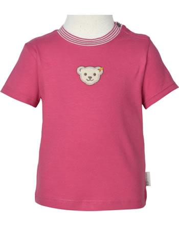Steiff T-Shirt Kurzarm BABY GOTS UNISEX holly berry 2112525-4016