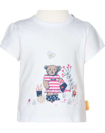 Steiff T-Shirt short sleeve BUGS LIFE Baby Girls bright white 2111428-1000