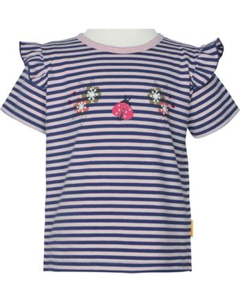 Steiff T-Shirt Kurzarm BUGS LIFE Mini Girls deep cobalt 2111218-6062a