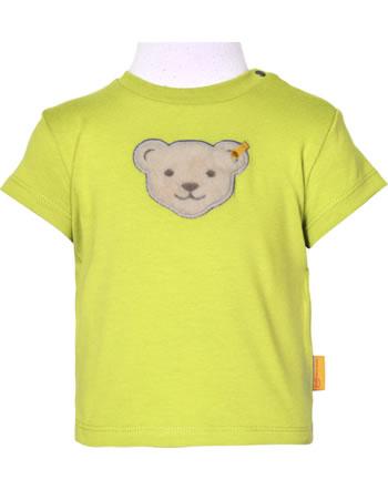 Steiff T-Shirt short sleeve HELLO SUMMER Baby Boys limeade 2113336-5022