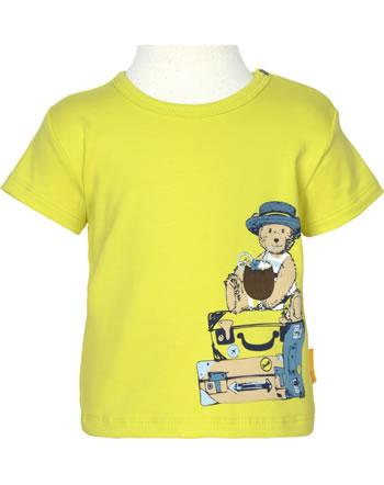 Steiff T-Shirt short sleeve HELLO SUMMER Baby Boys limeade 2113338-5022