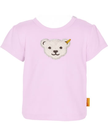 Steiff T-Shirt Kurzarm HELLO SUMMER Baby Girls pink lady 2113431-3033