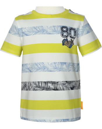 Steiff T-Shirt Kurzarm HELLO SUMMER Mini Boys limeade 2113120-5022