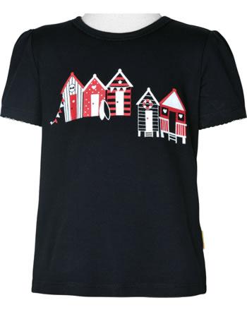 Steiff T-Shirt Kurzarm MARINE AIR Mini Girls steiff navy 2112228-3032
