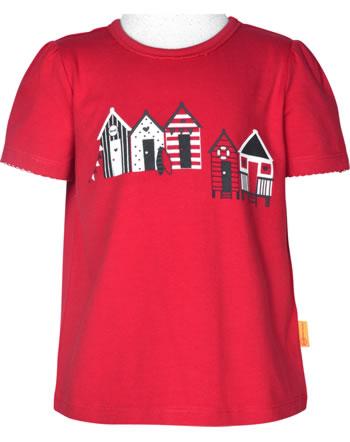 Steiff T-Shirt Kurzarm MARINE AIR Mini Girls true red 2112228-4015