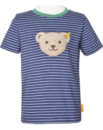 Steiff T-Shirt short sleeve squeaker HIGH FIVE Mini Boys deep cobalt 2111101-6062