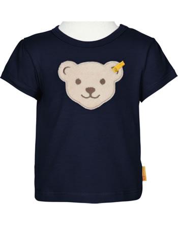 Steiff T-Shirt Kurzarm SAFARI BEAR steiff navy 2013136-3032
