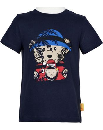 Steiff T-Shirt Kurzarm SAFARI BEAR steiff navy 2013328-3032