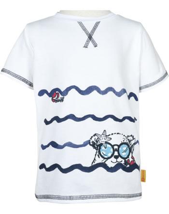 Steiff T-Shirt Kurzarm SEA BEAR bright white 2012433-1000