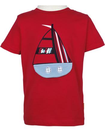 Steiff T-Shirt Kurzarm SEA BEAR tango red 2012408-4008