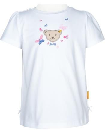 Steiff T-Shirt Kurzarm SWEET CHERRY bright white 2013424-1000