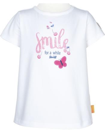 Steiff T-Shirt Kurzarm SWEET CHERRY bright white 2013427-1000