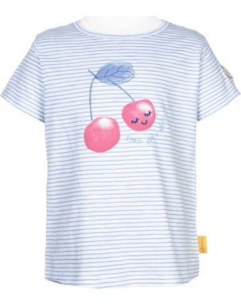 Steiff T-Shirt Kurzarm SWEET CHERRY forever blue 2013426-6027