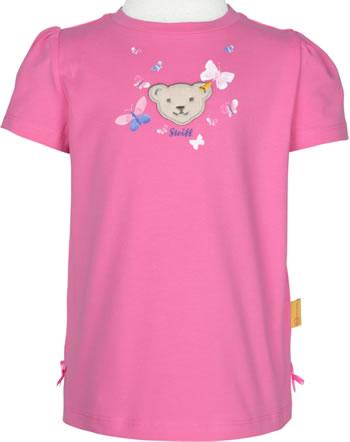 Steiff T-Shirt Kurzarm SWEET CHERRY pink carnation 2013424-3019
