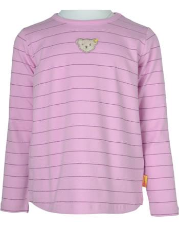 Steiff T-Shirt Langarm BEST FRIENDS Mini Girls peony 2123206-3040