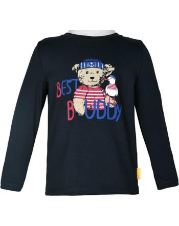Steiff T-Shirt Langarm FISH AND SHIP Mini Boys steiff navy 2112105-3032