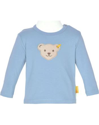 Steiff T-Shirt long sleeve HIGH FIVE Baby Boys forever blue 2111333-6027