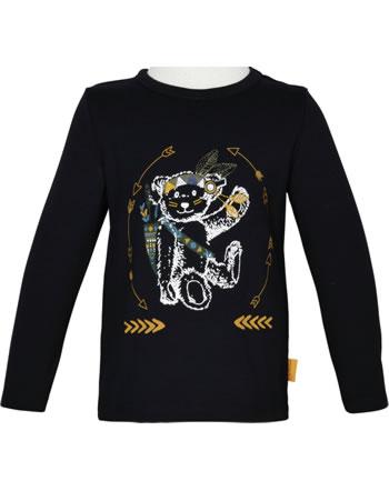 Steiff T-Shirt long sleeve INDI BEAR Mini Boys steiff navy 2022115-3032