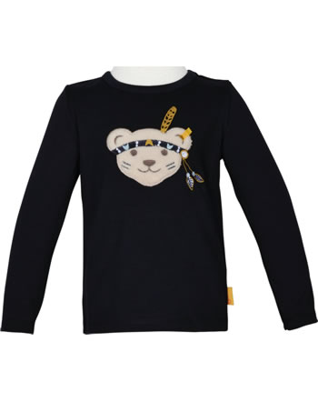 Steiff T-Shirt long sleeve INDI BEAR Mini Boys steiff navy 2022129-3032