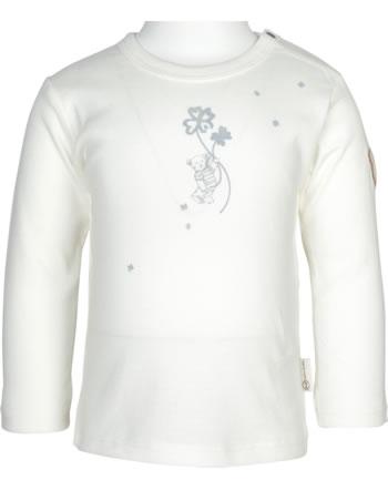 Steiff T-Shirt long sleeve ORGANIC LUCKY CHARM Baby cloud dancer 2122628-1001