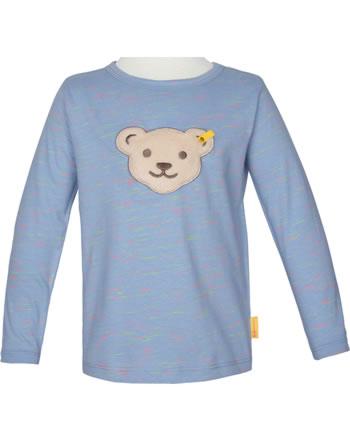 Steiff T-Shirt long sleeve squeaker HIGH FIVE Mini Boys forever blue 2111124-6027