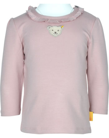 Steiff T-Shirt Langarm SPECIAL DAY Baby Girls pale mauve 2124405-3001