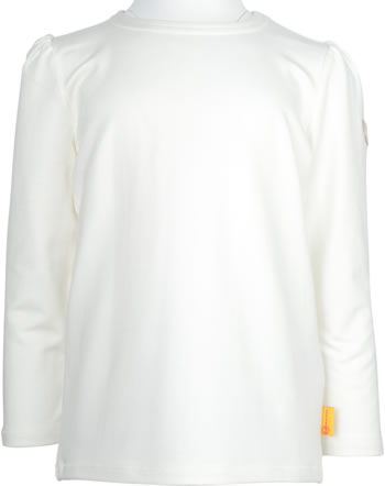 Steiff T-Shirt Langarm SPECIAL DAY Mini Girls cloud dancer 2124205-1001