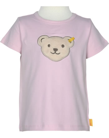Steiff T-Shirt Quietsche HELLO SUMMER Mini Girls pink lady 2113225-3033