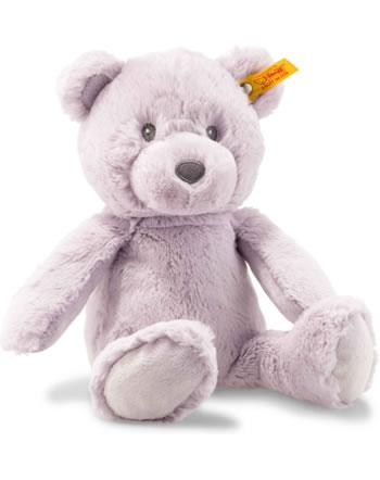 Steiff Ours Bearzy 28 cm lilas Soft Cuddly Friends 241529