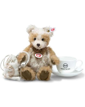 Steiff Teddybär Benotime 25 cm Mohair creme/braun 006524
