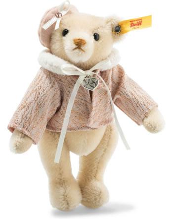 Steiff Teddybär Great Escapes Paris 16 cm Mohair blond 026881