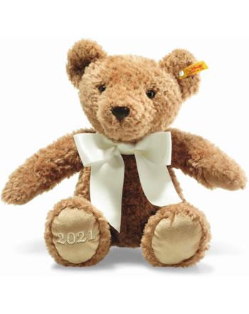 Steiff Teddybär Jahresbär Cosy 2021 braun 34 cm 113536