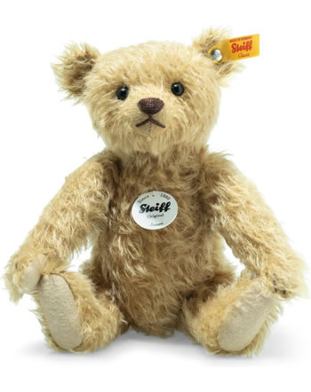 Steiff Teddybär James 26 cm Mohair beige 000362