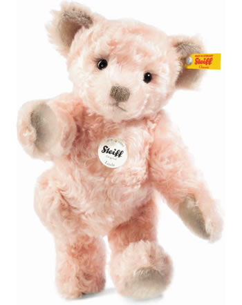 Steiff Ours Teddy Linda 30 cm mohair rosé 000331
