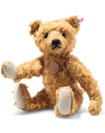 Steiff Teddybär Linus 35 cm Leinenplüsch rotbraun 006104
